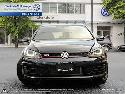 volkswagen gti blue 2017 new 2017 volkswagen golf gti 4 door car in vancouver bc n046906dt