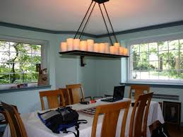 eclectic dining gorgeous white shade iron stained chandelier solid