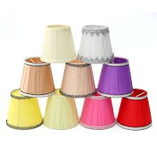 Clip On Ceiling Light Bulb Shades by Fabric Chandelier Lampshade Holder Clip On Sconce Bedroom Beside