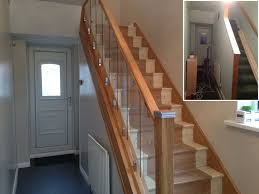 Oak Banisters View Our Work Rdl Joinery Gallery