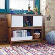 cube bookcase wood foter