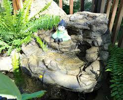 Rock Garden Waterfall Rock Garden Waterfall Universal Rock Ponds Waterfalls Outdoor
