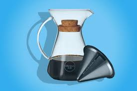 best pour over coffee maker that fits on your desk