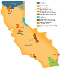 iso map california iso the iso grid