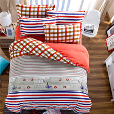 compare prices on plaid orange bedding online shopping buy low