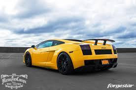 Lamborghini Gallardo Gold - forgestar f14 wheels for lamborghini 19in 19x8 5 19x9 19x9 5 19x10