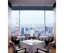 National Arts Club Dining Room by Michelin Star French Restaurants In Tokyo The Ritz Carlton Tokyo