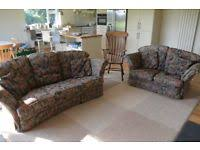 2 Seater Sofa And Armchair Armchair In Devon Sofas Armchairs Couches U0026 Suites For Sale