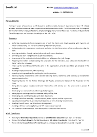Resume Samples Hr Executive by Employee Engagement Resume Free Resume Example And Writing Download