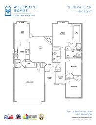 geneva plan deer creek park edmond ok floor plans pinterest