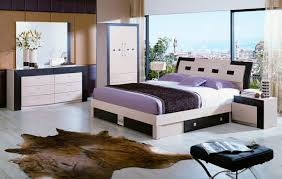 Grey Flooring Bedroom Bedroom Nice Modular Bookshelf Applied Inside Bedroom White Bed