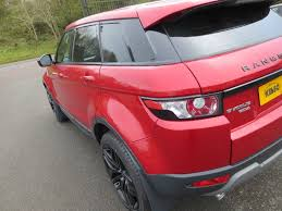 Used Land Rover Range Rover Evoque Hatchback 2 2 Ed4 Pure Tech