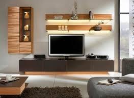 Besta Floating Media Cabinet Living Room Winning Long Zebra Wood Floating Media Cabinet Grey