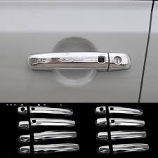 Chrome Exterior Door Handles For Suzuki Vitara Escudo 2015 2016 2017 Abs Chrome Exterior Door