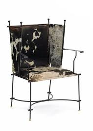 montagne cowhide chair the rustic furniture store cowhide