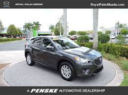 suv mazda 2016 used mazda cx 5 4dr suv touring fwd at royal palm mazda