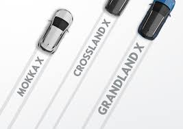 all aboard the vauxhall suv charge new grandland x confirmed for