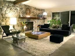 steinwand fã r wohnzimmer wand steinoptik marcusredden