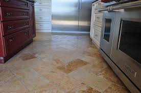 types of flooring for kitchen and