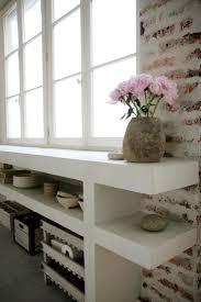 designer visit paris meets provence kitchen shelves industrial