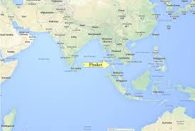 Phuket Thailand Map Royal Place Condominium Apartments For Sale