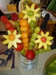 fruit arrangements diy edible arrangement two color green gumballs great idea by my don