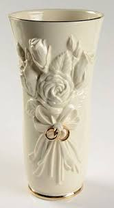 Lenox Vase With Rose Lenox Lenox Giftware At Replacements Ltd Page 1