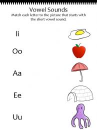 best solutions of matching vowel sounds worksheets also job