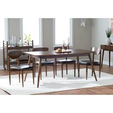 mid century dining table and chairs mid century modern dining room ideas dining room chairs mid century