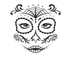 59 best day of the dead masks images on mexico