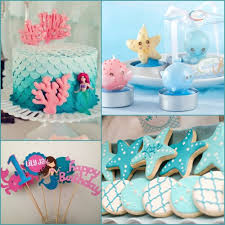mermaid baby shower decorations 12 baby shower ideas to celebrate your newborn baby hotref party