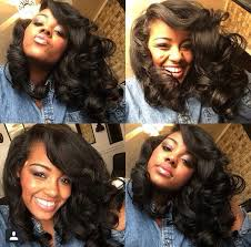 roller set relaxed hair pictures on roller set hairstyles cute hairstyles for girls