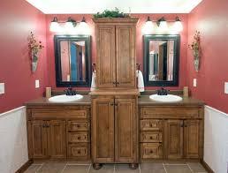 Bathroom Vanity Storage Tower Bathroom Vanity Storage Tower Vanity Adds Interest With