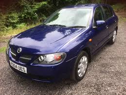 nissan almera diesel engine used nissan almera cars for sale motors co uk