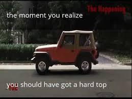 Jeep Wrangler Meme - the happening jeep meme youtube