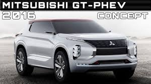 mitsubishi bangladesh 2016 mitsubishi gt phev concept review rendered price specs