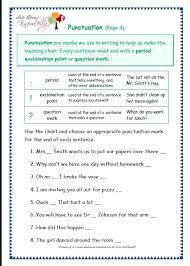grade 3 grammar topic 30 punctuation worksheets lets share
