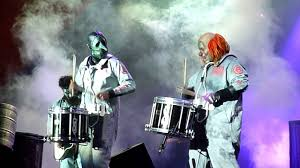 Slipknot Corey Taylor Halloween Masks by Slipknot Videography