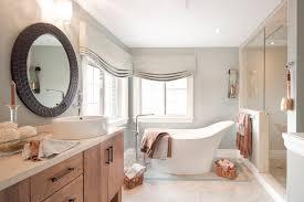Roman Shades And Valances Splendid Roman Shade Valance With Tile Floor Large Tub Black Trim
