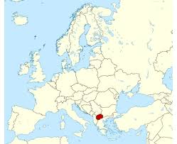 Southeastern Europe Map by Maps Of Macedonia Detailed Map Of Macedonia In English Tourist