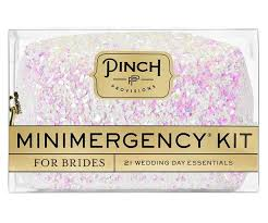for brides minimergency kit for brides pinch provisions