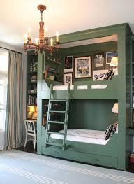 Best Builtin Bunk Beds Images On Pinterest Bunk Rooms - Fancy bunk beds