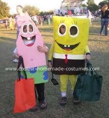 Spongebob Halloween Costume Toddler 25 Spongebob Patrick Costumes Ideas