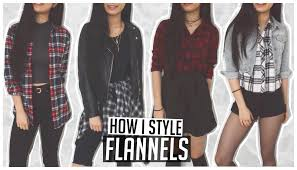casual ideas how i style flannels plaid shirts 4 everyday casual