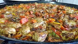 cuisiner pour 50 personnes traiteur poulet basquaise géant de 50 personnes à chambly 60230
