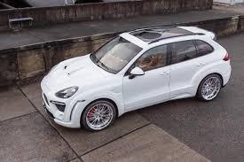 Custom Porsche Cayenne - fab design upgrades porsche cayenne emperor kit autoevolution