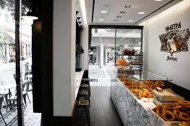 Bakery Floor Plan Design Electra Bakery Shop By Studioprototype Architects Edessa U2013 Greece