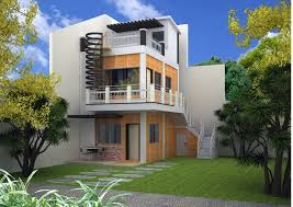 three story house plans three storey commercial building design philippines the luxihome