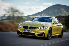 Bmw M3 Yellow 2016 - 2015 bmw m3 sedan m4 coupe m division performance car video