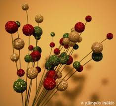 christmas picks decorative christmas tree picks allfreeholidaycrafts